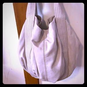 Gap lamb skin handbag
